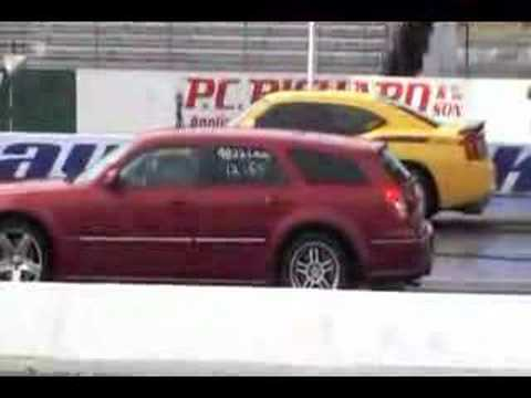 2006 Dodge Charger Daytona vs SRT-8 MAGNUM SRT8