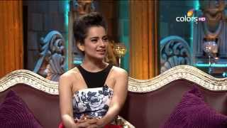 Kangana Ranaut In The Anupam Kher Show - Episode 4 - 27th July 2014
