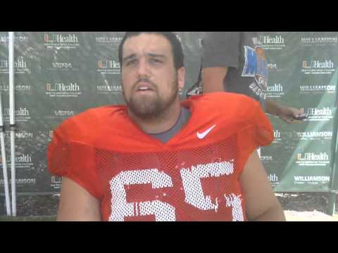 Brandon Linder Interview 8/14/2013 video.