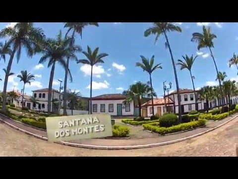 Programa Viação Cipó - Santana dos Montes II - 27/03/2016 Bloco 01