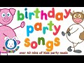 Download Lagu Birthday Party Songs For Baby, Toddlers & Children w/ Happy Birthday Song Mp3 Free