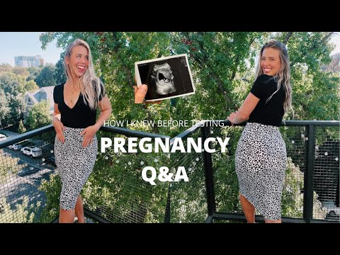 PREGNANCY Q&A | Was It Planned, Gender, How Long TTC, & More // Brittany Lesser