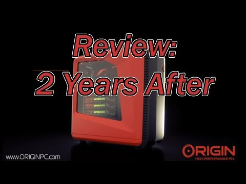 Origin PC Millennium Review: 2 Years After   Full Experience (видео)