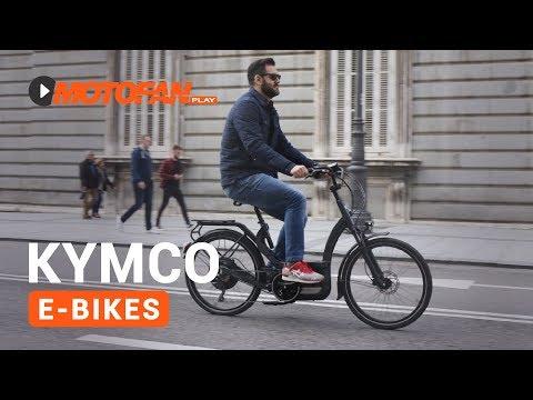 Vídeos de 'KYMCO E-Bikes (prueba): Allana tu ciudad'