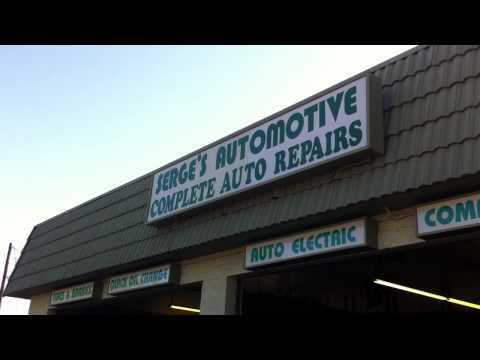 Serge's Automotive