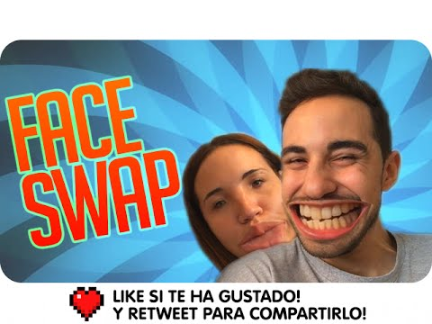 LUH Y MAH: FACE SWAP LIVE  CHALLENGE