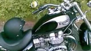5. Triumph bonneville america 2004