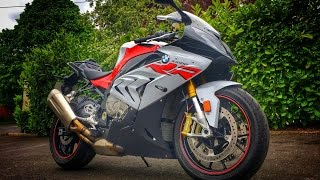 8. 2017 BMW S1000RR Review