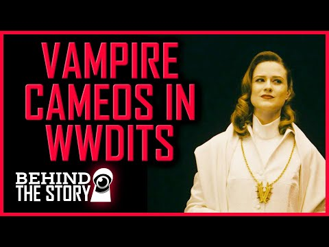 Every Vampire Cameo In 'What We Do In The Shadows' Season 1 | Behind The Story