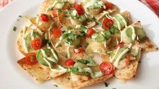 Shrimp&Jalapeno Nachos - Cinco De Mayo Party Food Idea