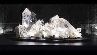 Die neue Kristall Wunderkammer von Sasso San Gottardo