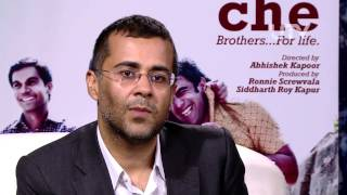 Kai Po Che | Chetan Bhagat | Exclusive Interview