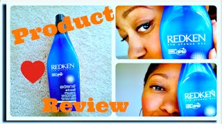 Redken Anti Snap Leave-In | Hair Length Retention and Strength - YouTube