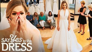 Video Miss America Wants a Simple & Elegant Gown | Say Yes To The Dress Atlanta MP3, 3GP, MP4, WEBM, AVI, FLV Juni 2019