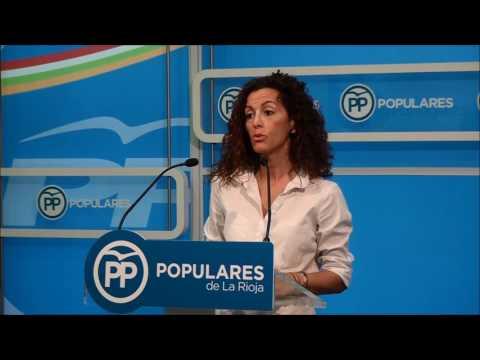 Mar Cotelo analiza las medidas sociales recogidas en los Presupuestos Generales del Estado para 2017
