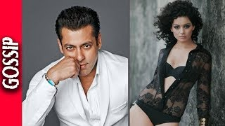 image of Salman Told Kangana To Keep Her Mouth Shut - Bollywood Gossip 2017