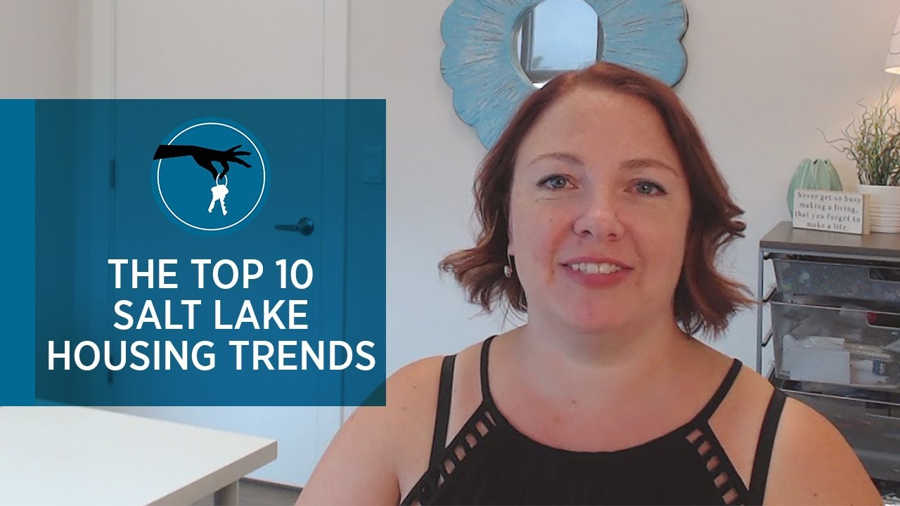 What Are the Top Trends in Salt Lake Creative Homes in 2017?