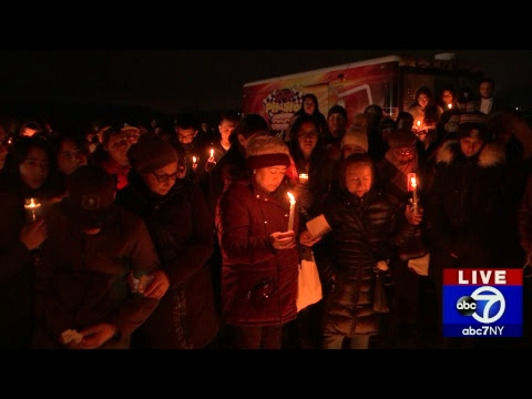 Vigil for New Rochelle woman found dead in Connecticut