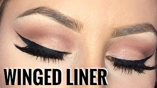 How To Apply Winged Eyeliner Like a Pro- CHRISSPY by Chrisspy