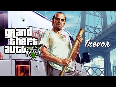 Grand Theft Auto V: Тревор