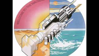"""Welcome to the Machine"" is the second song on Pink Floyd's 1975 album Wish You Were Here. It is notable for its use of heavily ..."