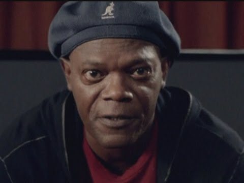 Samuel L Jackson tries to wake up Obama supporters in new ad