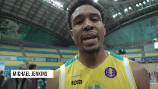 Hightlits of the match VTB United league: «Astana» — «Zenith»