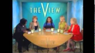 Elisabeth Hasselbeck Silences Joy Behar By Pointing Out Bush Just As Well Educated As Obama