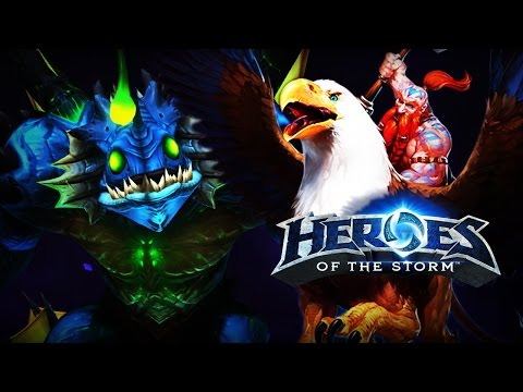 brand new - Here's Hengest's Channel! ▻ https://www.youtube.com/hengestgames Click here for the Heroes of the Storm Daily Quest Gameplay playlist ...
