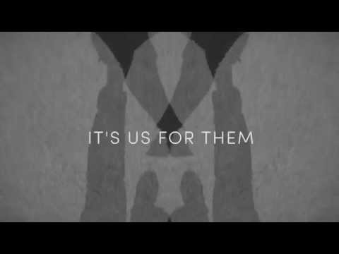 Us For Them | Gungor [OFFICIAL LYRIC VIDEO]