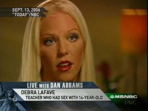 andra teacher sex - Debra Lafave arrested again.