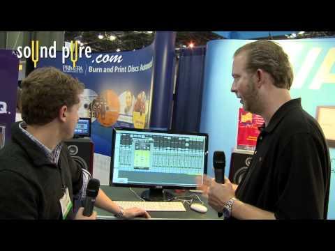 Waves Digital Bass Rider Plugin – AES 2011