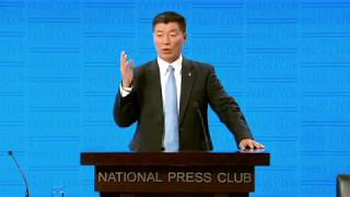 Download Lagu Tibet Dr Lobsang Sangay address to the National Press Club Canberra 8 August 2017 mp4 cba Mp3