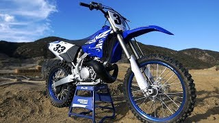 4. 2019 Yamaha YZ250 First Look, Review New Models