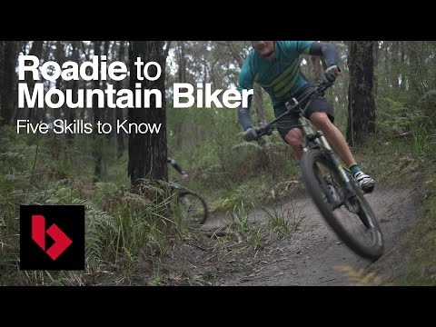 Roadie to Mountain Biker - Your Skills and Technique Foundation (видео)