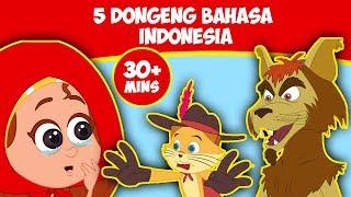Video 5 Dongeng Bahasa Indonesia - Cerita2 Dongeng   Kartun Indonesia   Dongeng Anak MP3, 3GP, MP4, WEBM, AVI, FLV Juni 2019