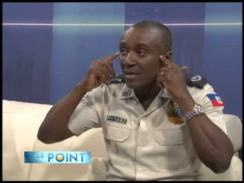 Haiti video news: LE POINT PNH 24 JUILLET 2015