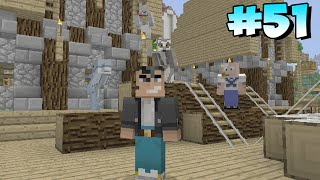 Minecraft Xbox Lets Play - Survival Madness Adventures - Worst Best Episode Ever [51]