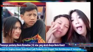 Video wanita Ini Ungkap Alasan Denis Kancil jadi Pembalap MP3, 3GP, MP4, WEBM, AVI, FLV November 2017