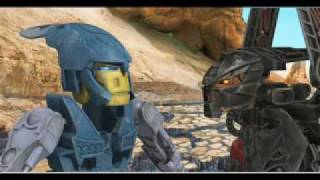Bionicle: The Legend Reborn Concept Art Trailer