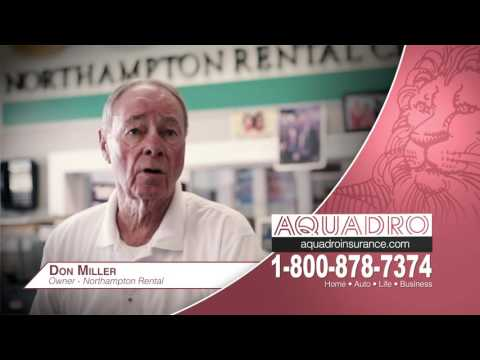 Aquadro is Real Local Insurance