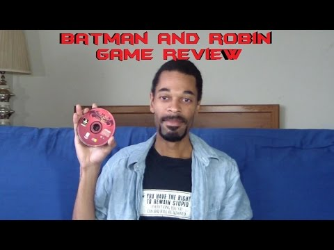 batman & robin sony playstation rom
