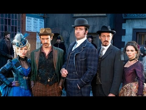 RIPPER STREET Season 1 Catch-Up Recap - New Season SAT FEB 22 on BBC AMERICA