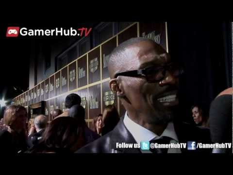 Actor Charlie Murphy Talks Comedy on the Red Carpet of Spike TV Eddie Murphy: One Night Only