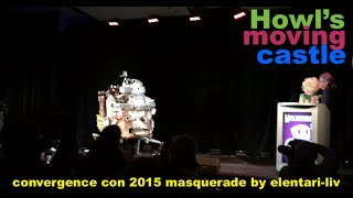 Nonton Howl's Moving Castle - Convergence 2015 Masquerade Film Subtitle Indonesia Streaming Movie Download