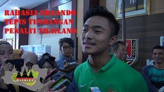 Video INI RAHASIA KIPER TIMNAS INDONESIA U-16 TEPIS TENDANGAN PENALTI MP3, 3GP, MP4, WEBM, AVI, FLV Agustus 2018