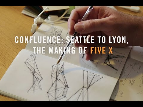 CONFLUENCE: Seattle to Lyon, the making of Five X - FULL