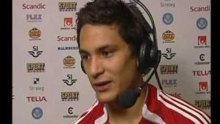 """Örebro SK - IFK Göteborg 0-4 (0-1) Måndagen den 7 maj, 2007 0-4 Andres Vasquez """"rabona""""."""