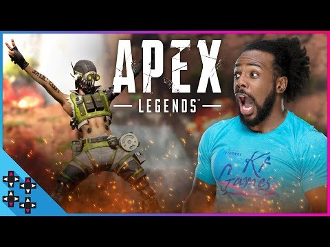 APEX LEGENDS: Austin Creed aims to be CHAMPION! - Part 1 - UpUpDownDown Plays