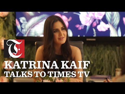 Katrina Kaif talks to Times TV